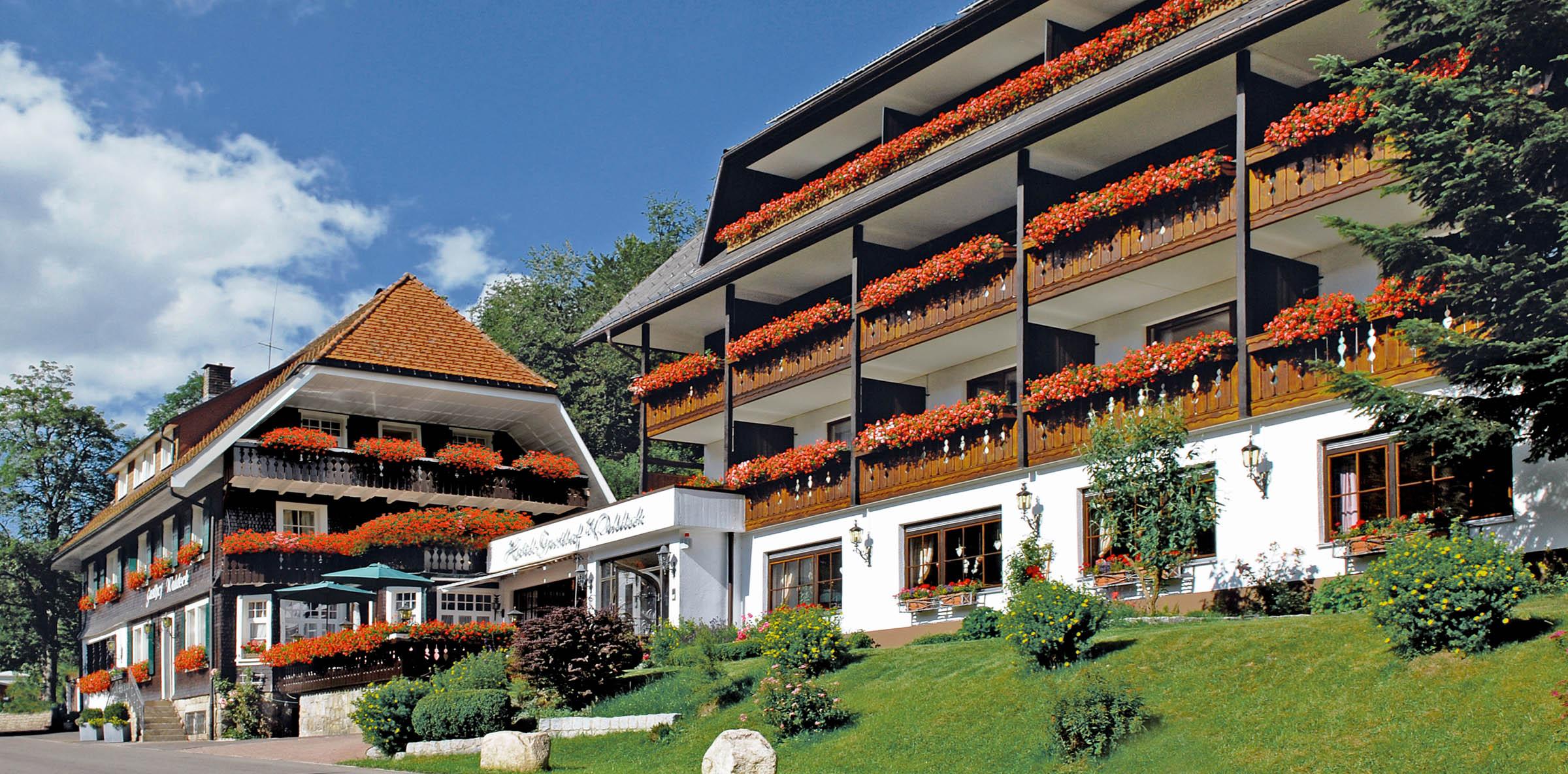 Hotel Waldeck Menzenschwand Schwarzwald